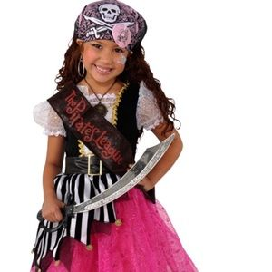 Disney Pirate Costume